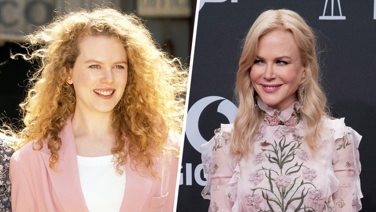 Did Nicole Kidman Really Destroy Her Natural Curls For Good