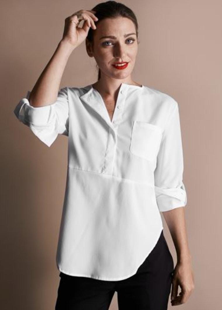 Popover shirt