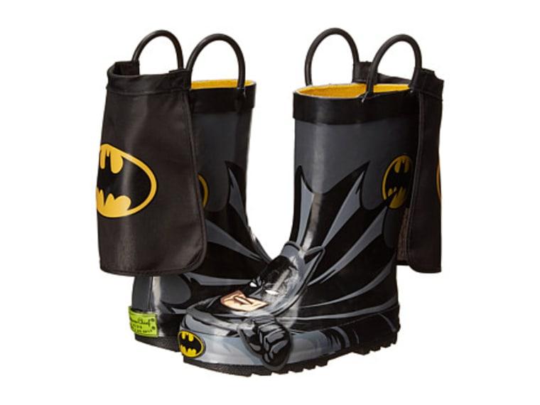 Batman rain boots