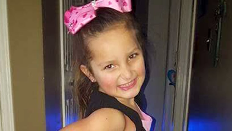 """Everyone who knows Tessa Puma, 6, knows dance is what she was """"made to do."""""""