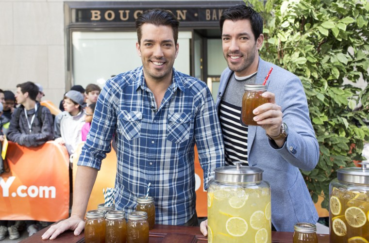 Image: The Property Brothers show you how to DIY your backyard for summer