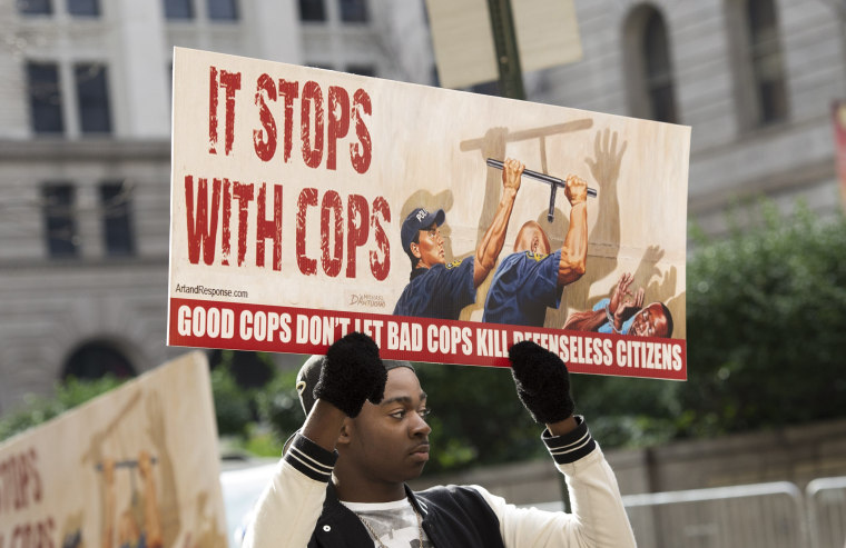 Image: US-POLICE-COURT-RACISM-BALTIMORE