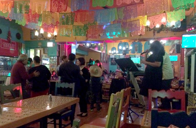 Image: Mi Tierra restaurant in Chicago's Little Village/La Villita is fighting fears of Trump