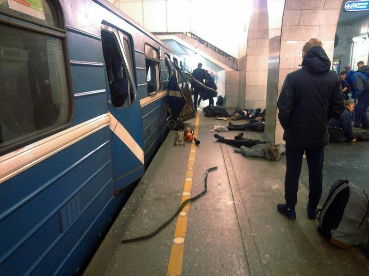 Image: St. Petersburg Metro