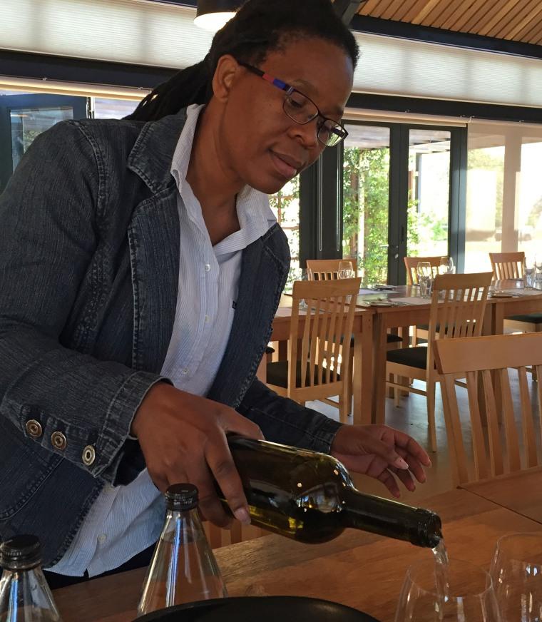 image: Ntsiki Biyela