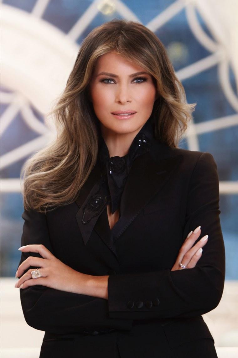 Image: Melania Trump