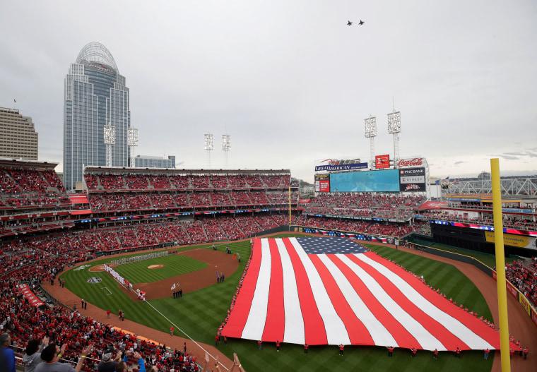 Image: Philadelphia Phillies v Cincinnati Reds