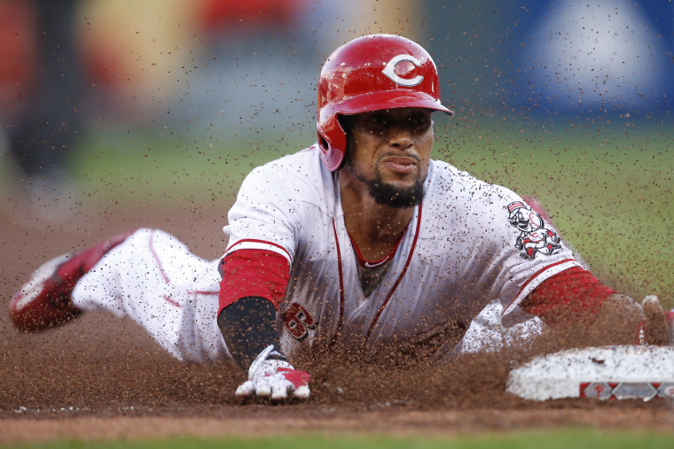 Image: Billy Hamilton