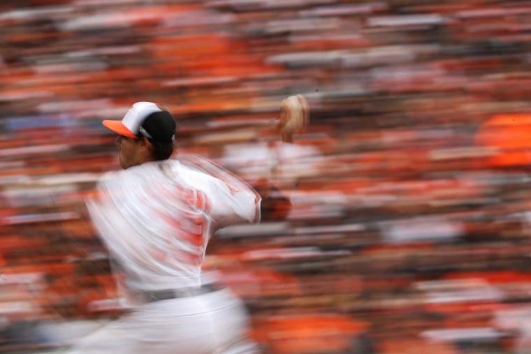Image: Toronto Blue Jays v Baltimore Orioles
