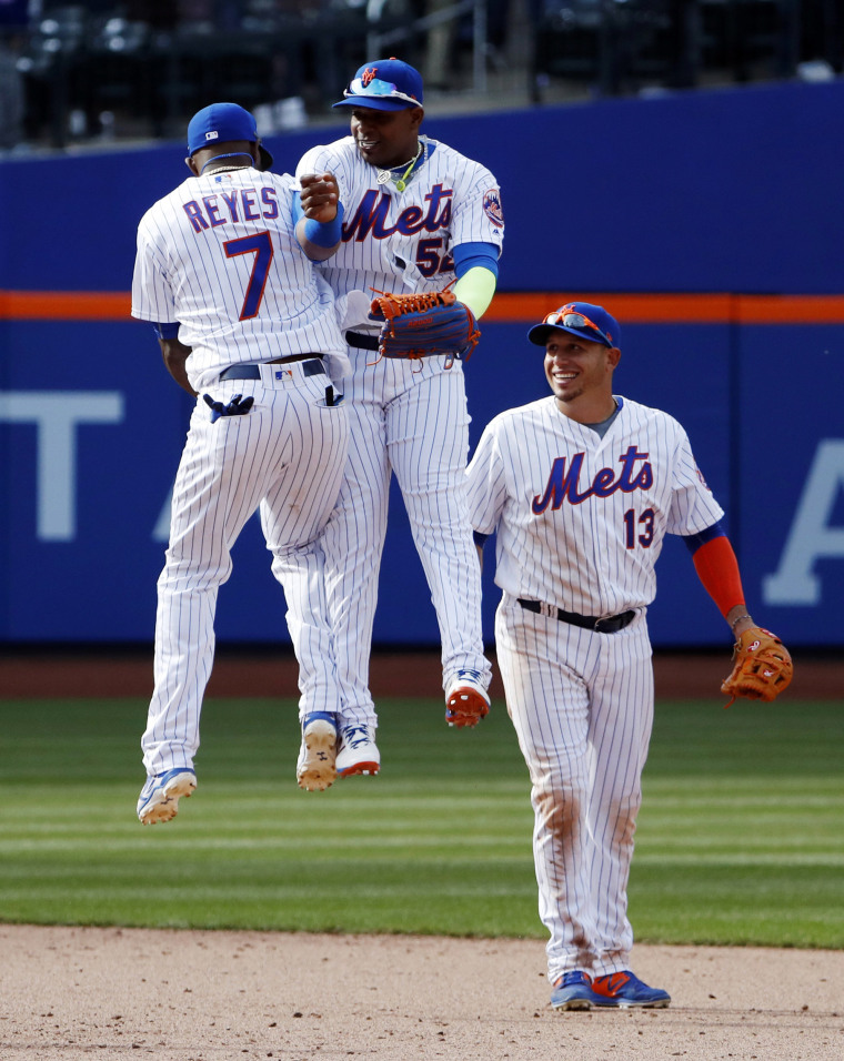 Image: Atlanta Braves at New York Mets