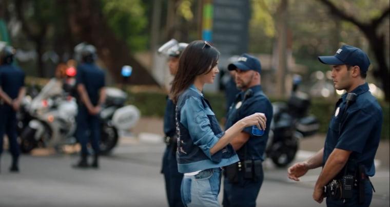 Image: New Pepsi Ad