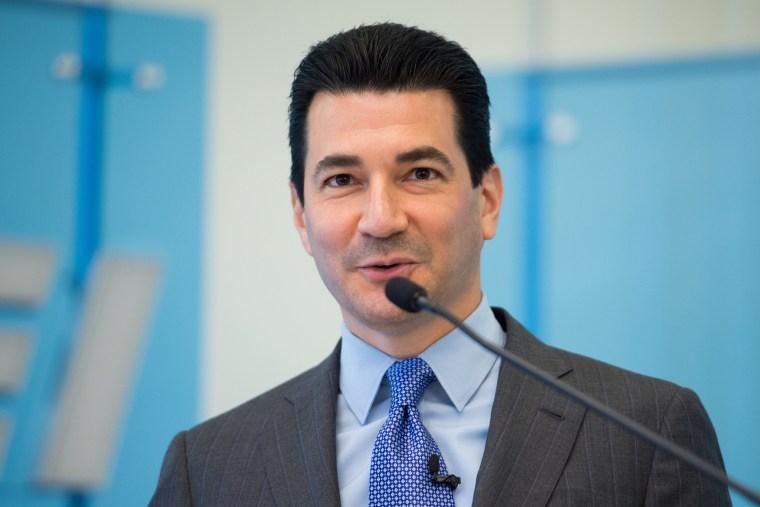 The American Enterprise Institute photo of Scott Gottlieb