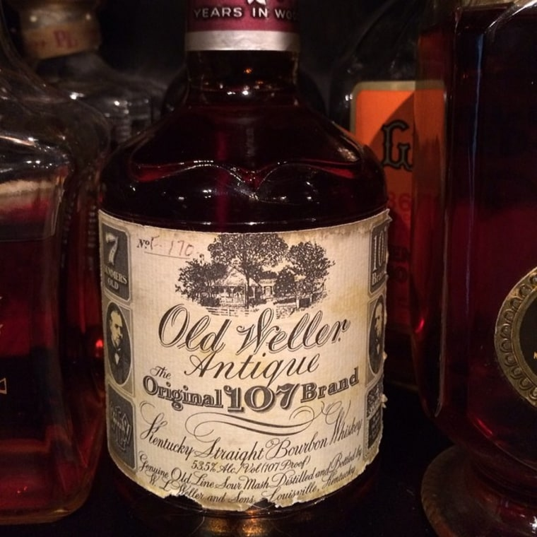 Perhaps you should start looking at those old bottles of booze in Grandma's cabinet. They might be worth something.