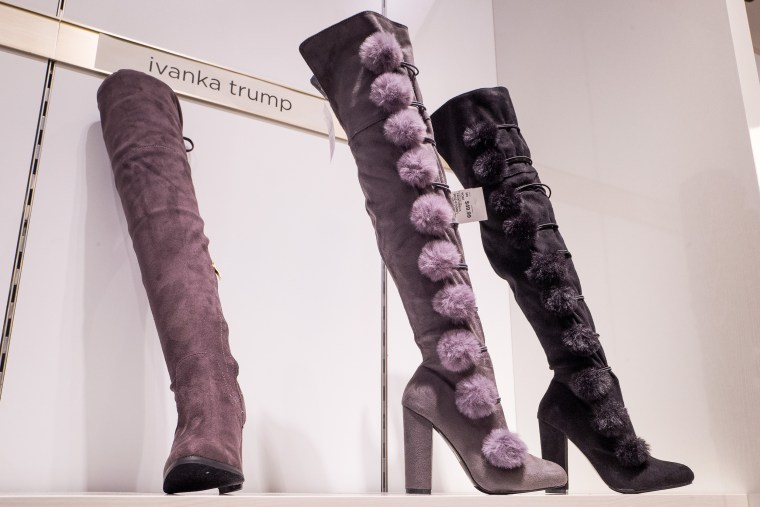 Online Sales For Ivanka Trump Brand Drop 26 Percent In January