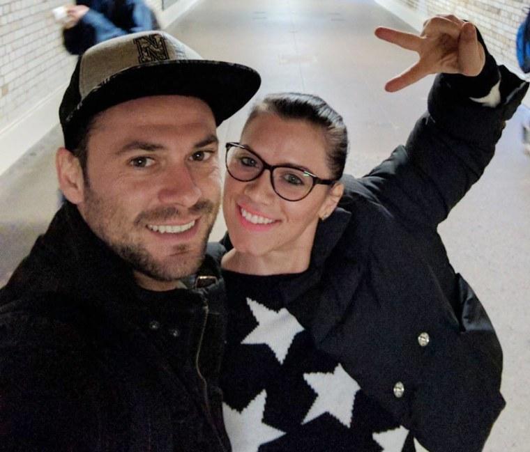 Image: Andrei Burnaz and Andreea Cristea