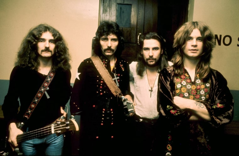 Image: Black Sabbath File Photos