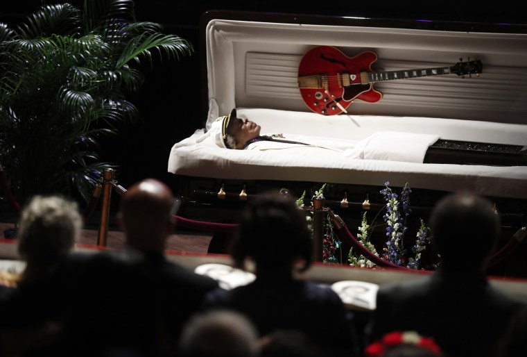Chuck Berry Remembered in Rock 'n' Roll Style