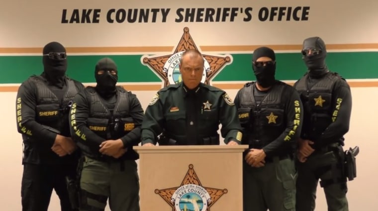 IMAGE: Florida Sheriff Peyton Grinnell