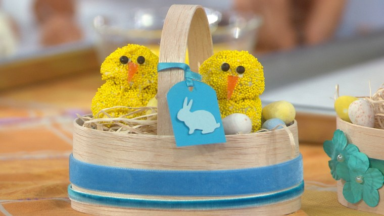 Easy Easter Desserts And Crafts