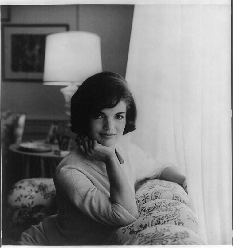 Jacqueline Kennedy Official Portrait
