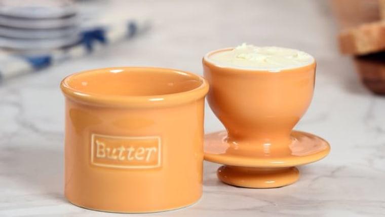 Butter Bell crock