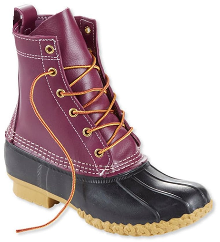 L. L. Bean Launches New Duck Boot Styles