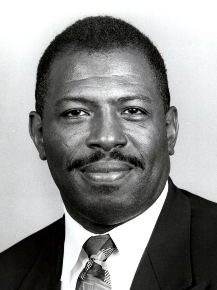 Image: Cook County Associate Judge Raymond Myles