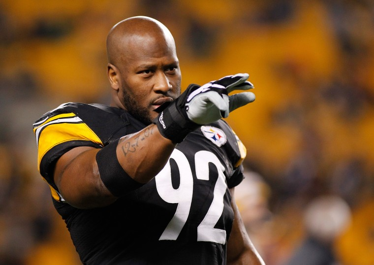 NFL Players Get Fined for Arm Wrestling in Vegas Event