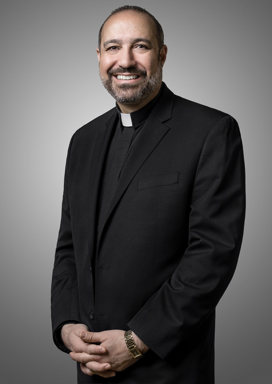 Rev. Khader El-Yateem