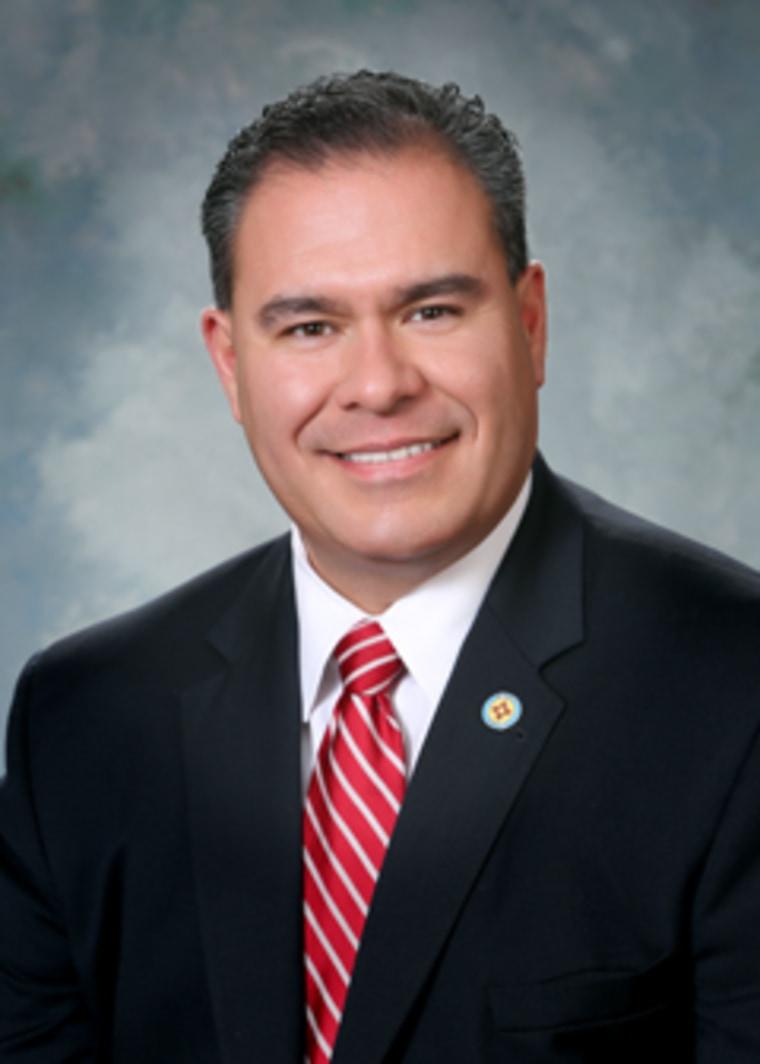 New Mexico Sen. Michael Padilla.