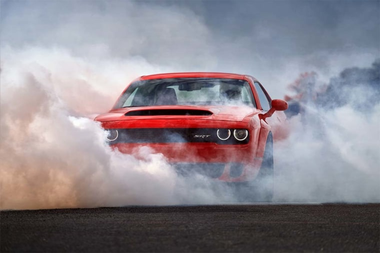 The Dodge Demon