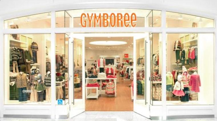 Gymboree store