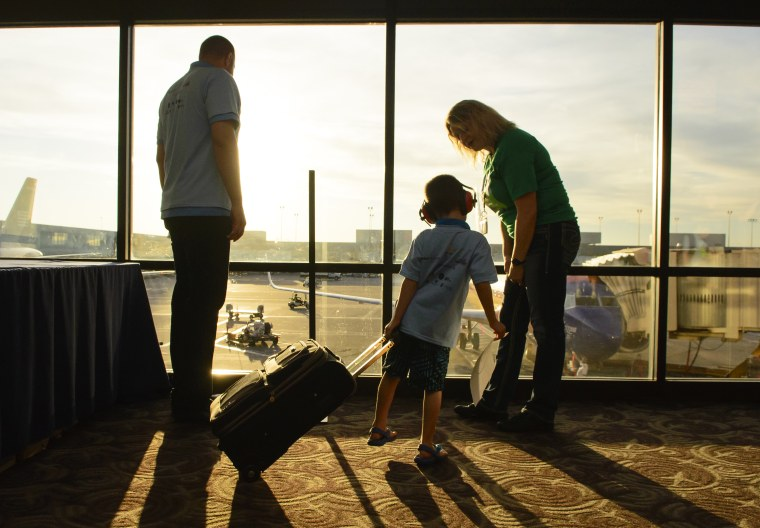 The stresses of air travel can unnerve even the most laid-back adventurer, but for families who have children with autism and/or other intellectual and developmental disabilities, a trip to and through the airport can be just too difficult to even consider.