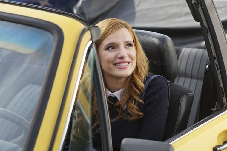 """Bella Thorne as Paige Townsen in """"Famous in Love."""""""