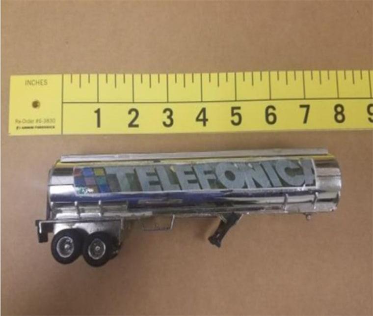 Image: Toy tanker