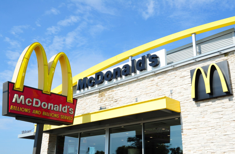 Image: FILES-US-RESTAURANTS-FOOD-DRINK-MCDONALD'S