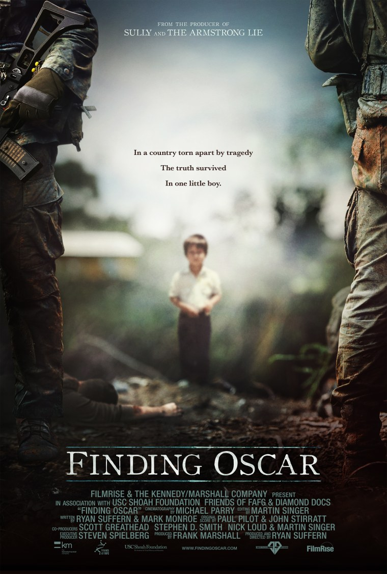 Finding Oscar film poster