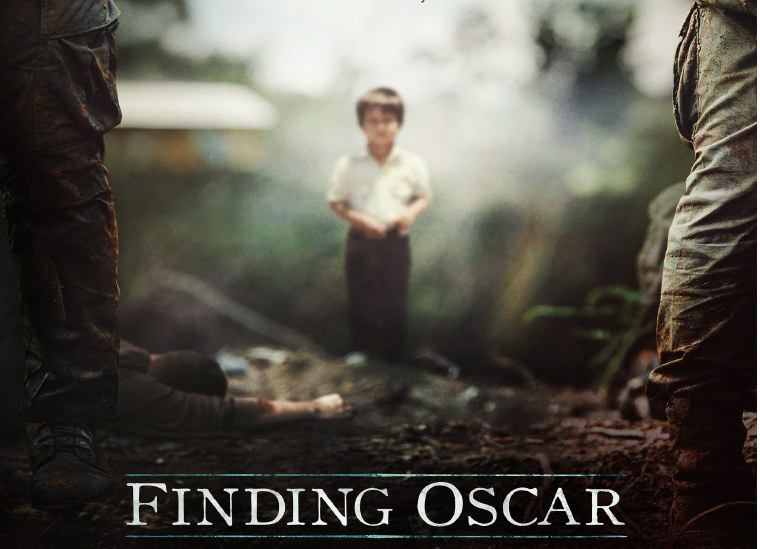 Finding Oscar film poster