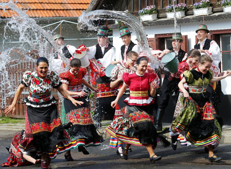 Image: Holy Week celebrations