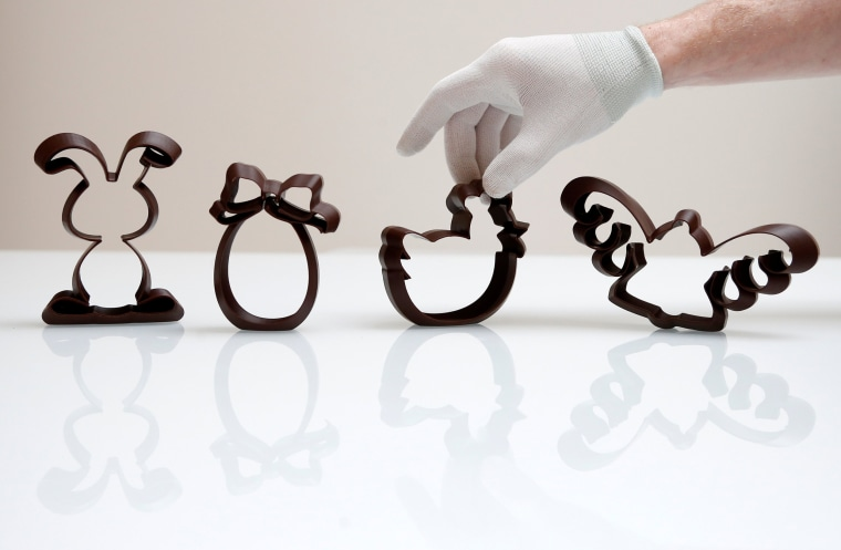 Belgian Chocolatier Turns to 3D Printer for Easter Treats