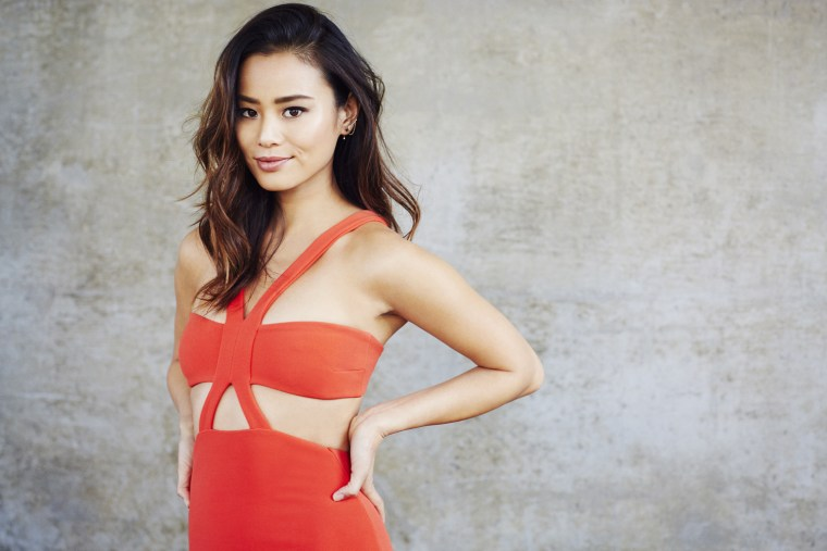 Jamie Chung has the 'Sexiest Festival Style' on Victoria's Secret's 2017 'What Is Sexy?' list.