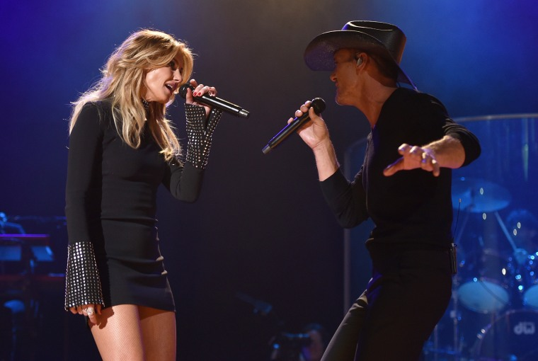 Tim McGraw and Faith Hill Soul2Soul World Tour Announcement and Performance at the Ryman