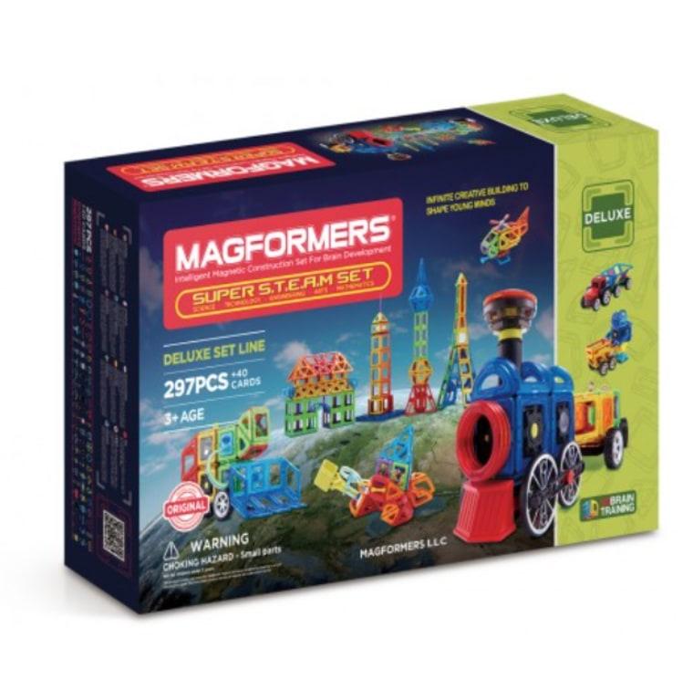 Magformers interactive kit sets
