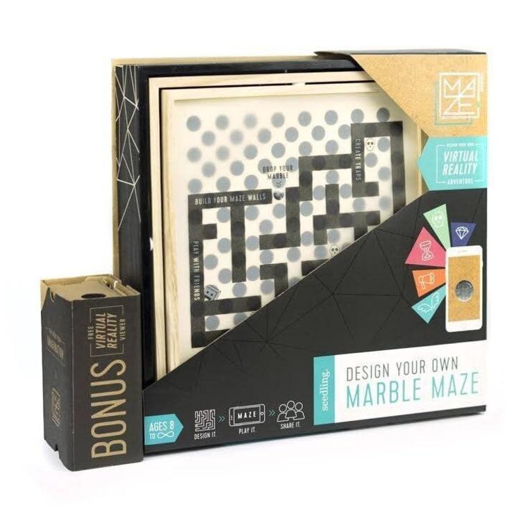 Seedling Virtual Reality Maze