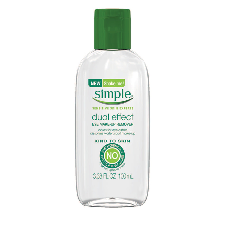 Simple Skincare Dual Effect