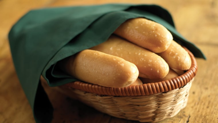 Olive Garden's breadsticks are definitely worth fighting over.