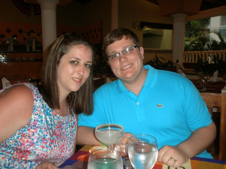 Brian and Erin LeBlanc lost 175 pounds together