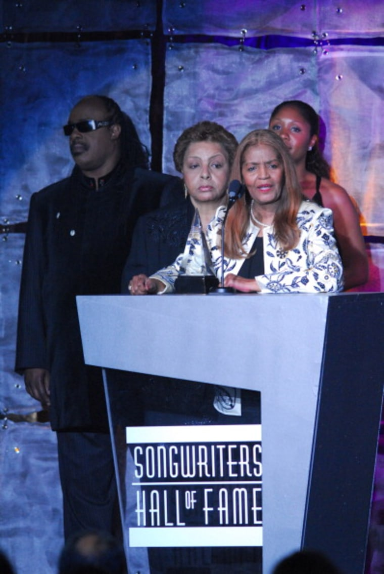 37th Annual Songwriters Hall of Fame Ceremony - Show and Dinner