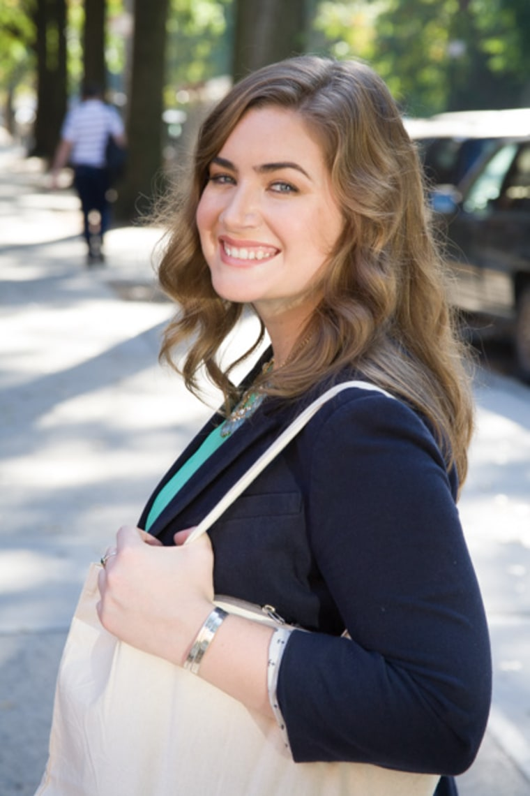 Erin Lowry saved $500 in a year on a $25,000 salary.