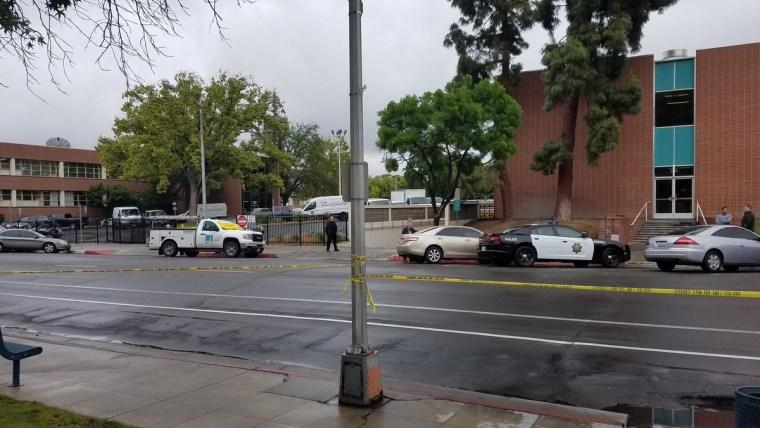Three Dead in Fresno Shooting Spree, Suspect in Custody